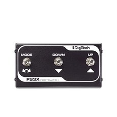Digitech FS-3X Footswitch