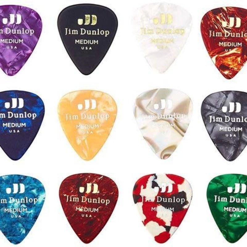 Dunlop Variety Pack  Picks PVP-106 Medium
