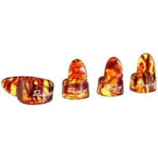 Dunlop Finger Picks and Thumb Pick  4pk Large 9020TP