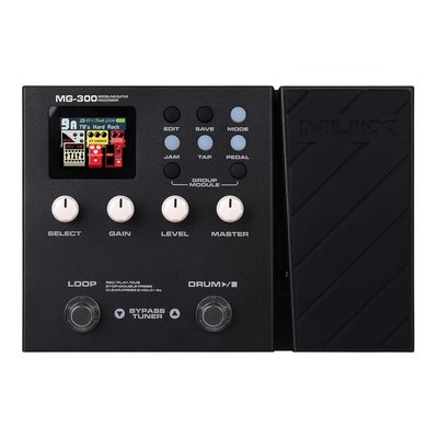 NuX NUX Micro Modelling Guitar Processor MG-300