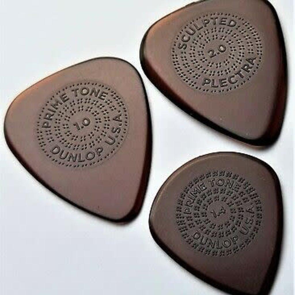 Dunlop Primetone Picks 1.0 w/grip  510P1.0   3Picks