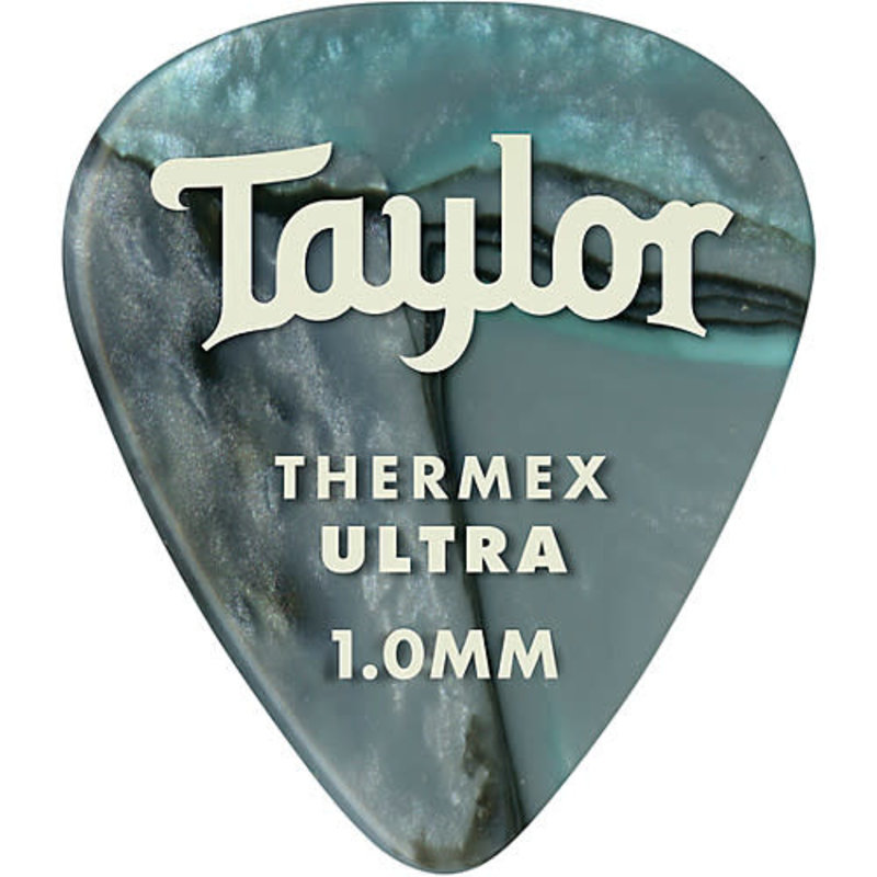 Taylor Guitars Taylor Premium 351 Thermex Pro Pick Abalone 1.0mm 6 pack