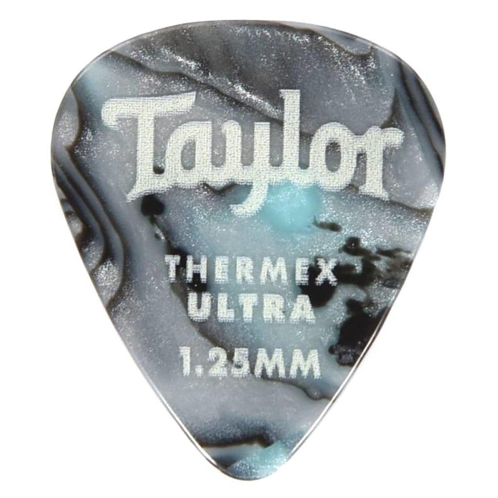 Taylor Guitars Taylor Premium 351 Thermex Ultra Picks Abalone 1.25mm 6 pack