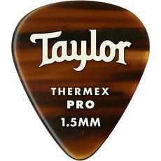 Taylor Guitars Taylor Premium 351 Thermex Pro Pick Tortoise Shell 1.5mm 6 pack