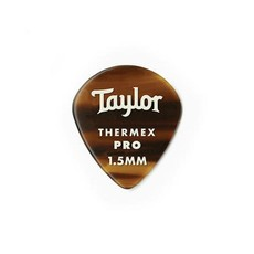 Taylor Guitars Taylor Premium 651 Thermex Pro Pick Tortoise Shell 1.5mm 6 pack