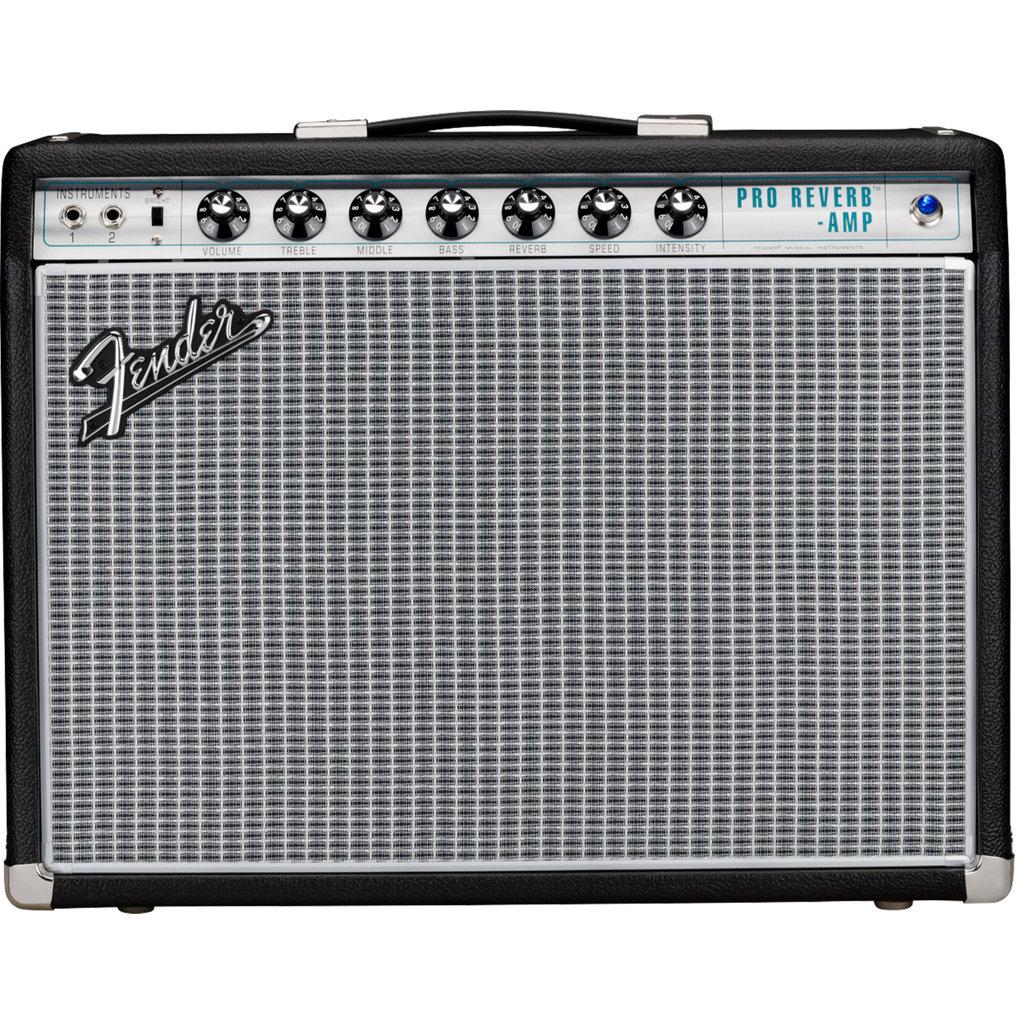 Fender Fender 68' Custom Pro Reverb Amp