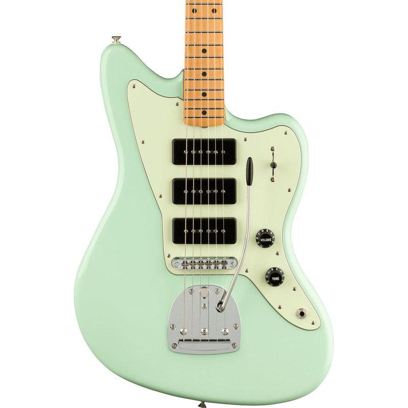 Fender Fender Noventa Jazzmaster Guitar - Surf Green