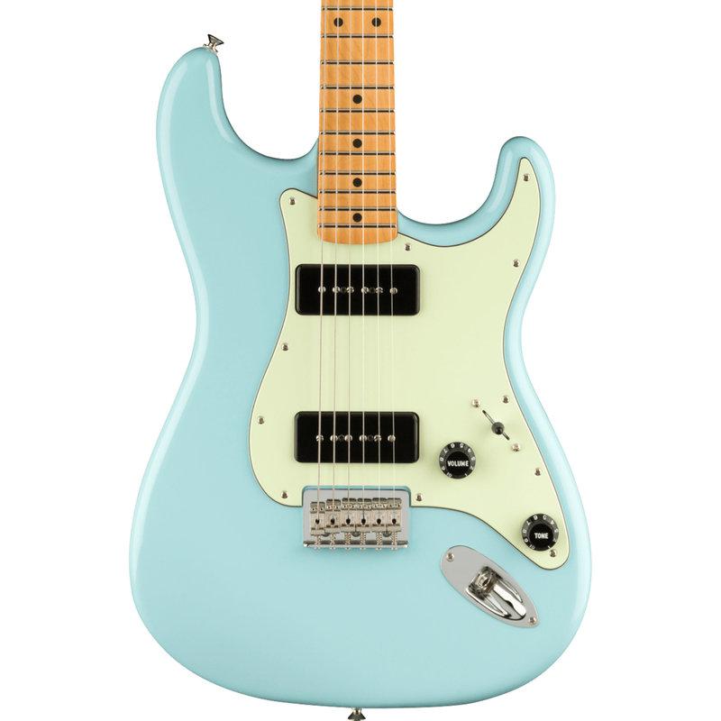 Fender Fender Noventa Stratocaster Guitar - Daphne Blue