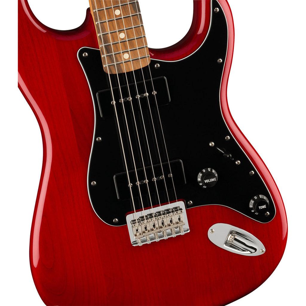 Fender Fender Noventa Stratocaster Guitar - Crimson Red