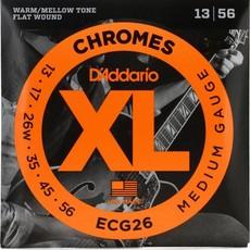 D'addario D'Addario Ecg26 Chromes