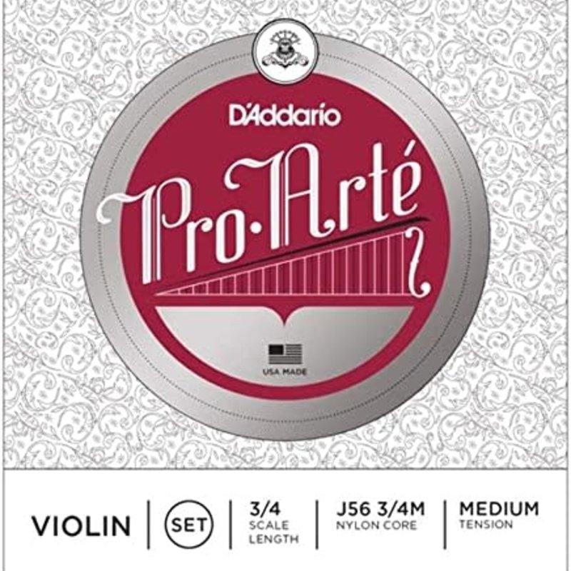 D'addario D'Addario J56 3/4 VIOLIN STRINGS