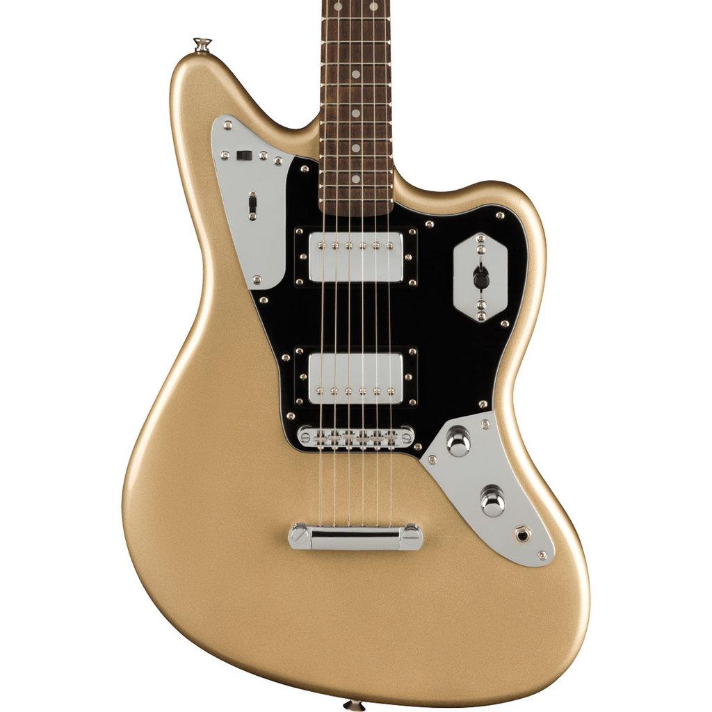 Fender Squier Contemporary Jaguar HH ST - Shoreline Gold