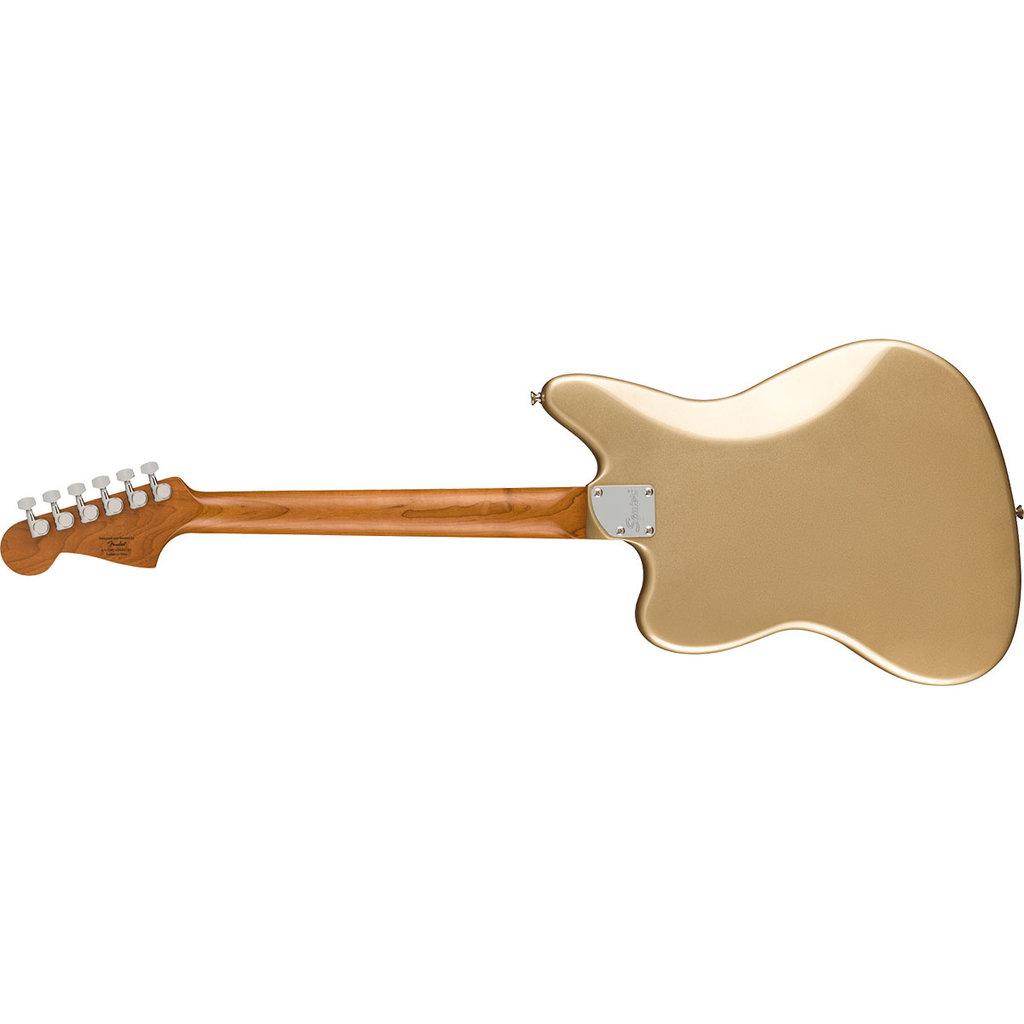 Fender Squier Contemporary Jaguar HH ST Shorline Gold
