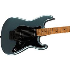 Fender Squier Contemporary Stratocaster HH FR - Gunmetal Metallic
