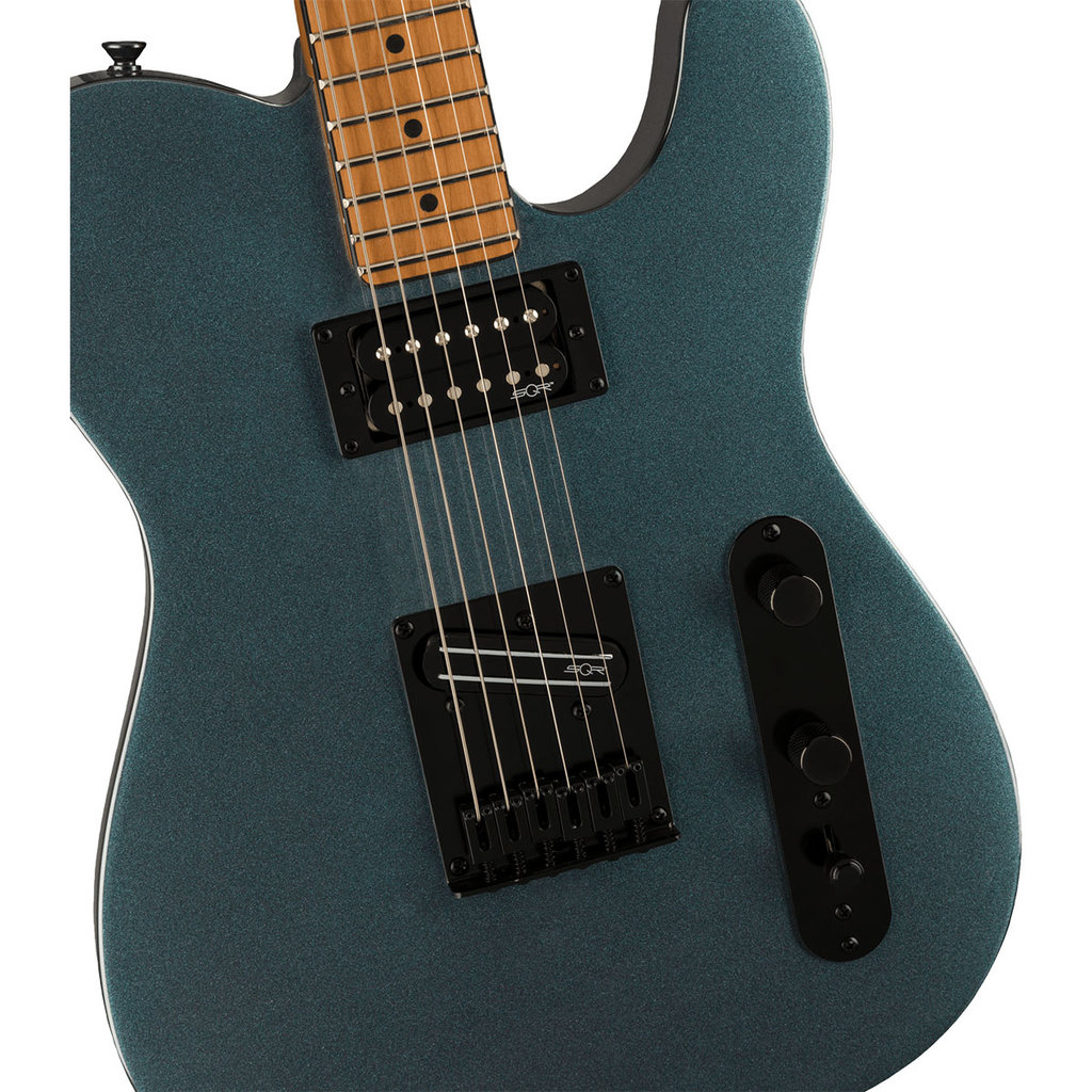 Fender Squier Contemporary Telecaster RH Gunmetal Metallic