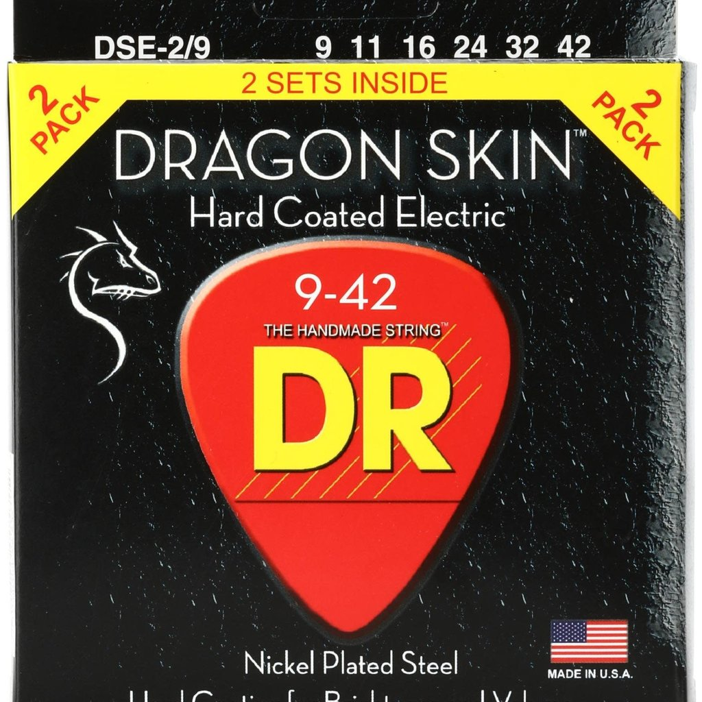 DR Dragon Skin Electric  Strings DSE2-9