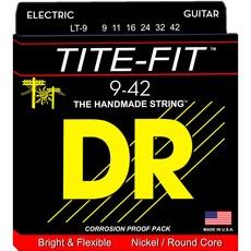DR Tite Fit Lite Electric Strings 9-42 LT-9