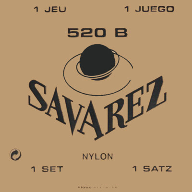 Savarez Classical Strings Low Tension 520B
