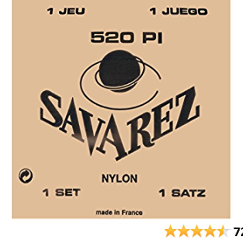 Savarez Classical Red High Tension 520PI
