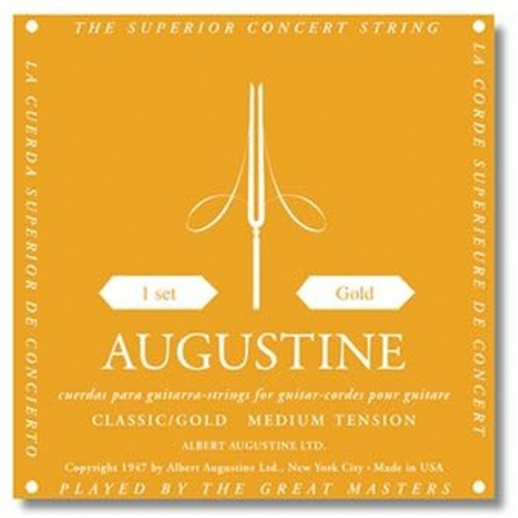 Augustine Classical Strings Gold Medium Tension ABK-G