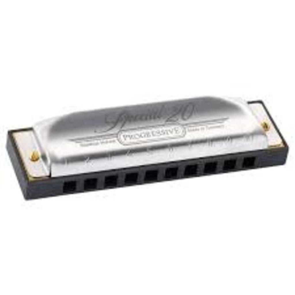 Hohner Special 20 Harmonica E 560PBX-E