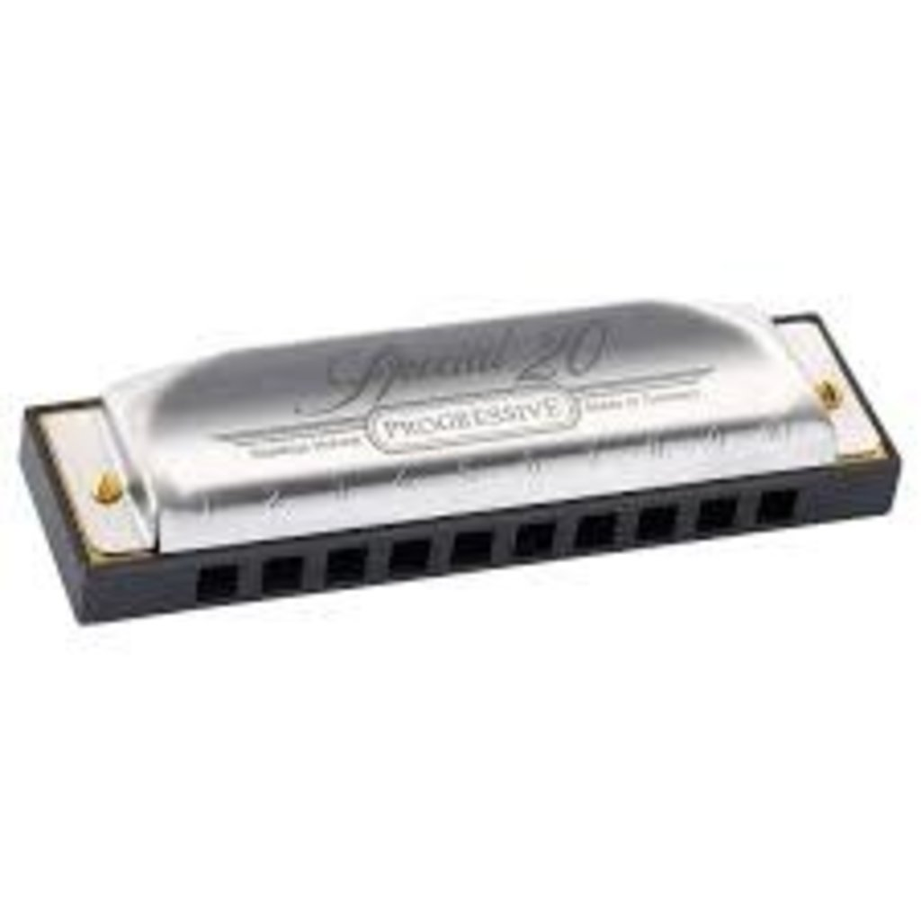 Hohner Special 20 Harmonica D 560PBX-D