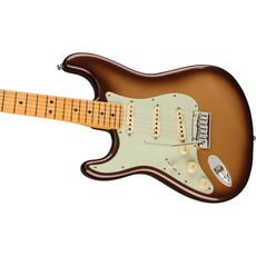 Fender Fender American Ultra Stratocaster Left-Hand, Maple Fingerboard, Mocha Burst