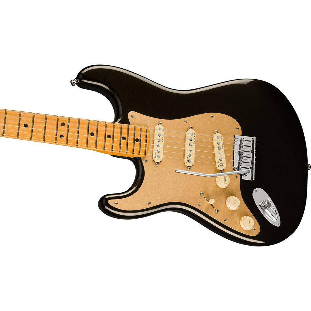 Fender Fender American Ultra Stratocaster Left-Hand MN - Texas Tea