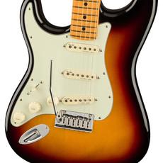 Fender Fender American Ultra Stratocaster Left-Hand, Maple Fingerboard, Ultra Burst