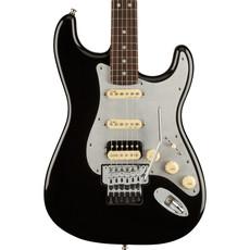 Fender Fender American Ultra Luxe Stratocaster Floyd Rose HSS, Rosewood Fingerboard, Mystic Black