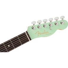 Fender Fender American Ultra Luxe Telecaster, Rosewood Fingerboard, Surf Green