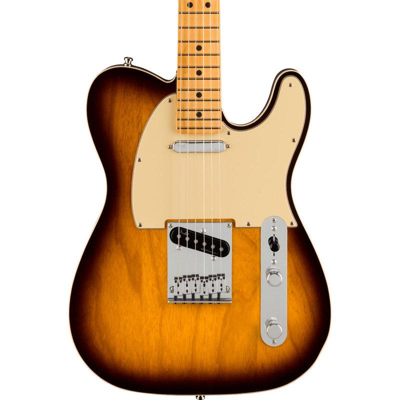 Fender Fender American Ultra Luxe Telecaster MN - 2-Tone Sunburst