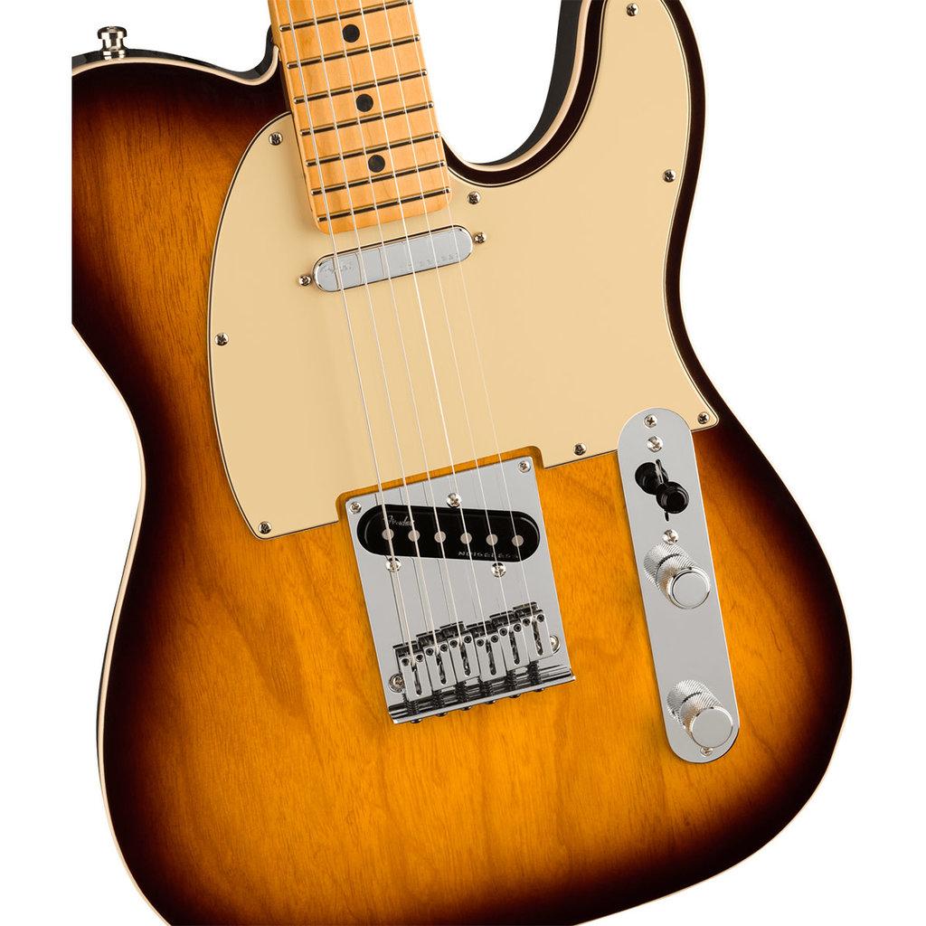 Fender Fender American Ultra Luxe Telecaster, MapleFingerboard, 2TSB