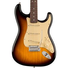 Fender Fender American Ultra Luxe Stratocaster, Rosewood Fingerboard, 2-Color Sunburst