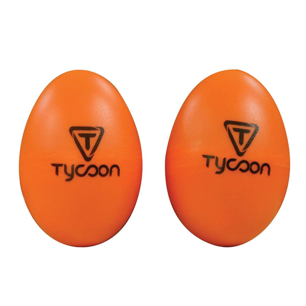Tycoon Shaker Eggs Orange TE-O
