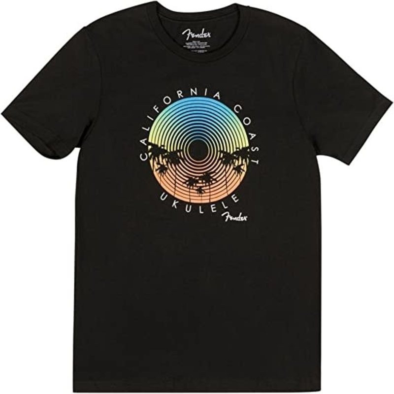 Fender Fender Record Player T-Shirt Large