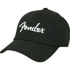 Fender Fender Logo Stretch Cap Black o/s