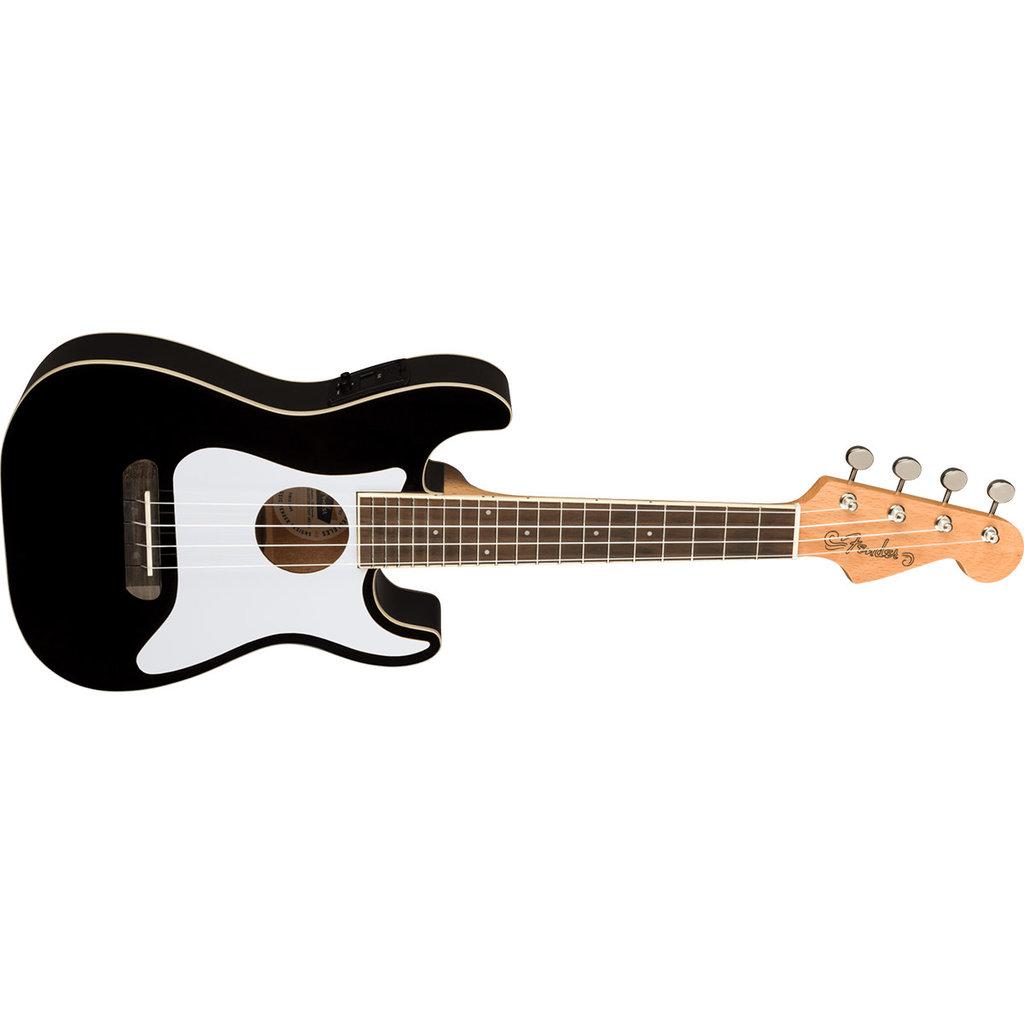 Fender Fender fullerton Strat Uke Black