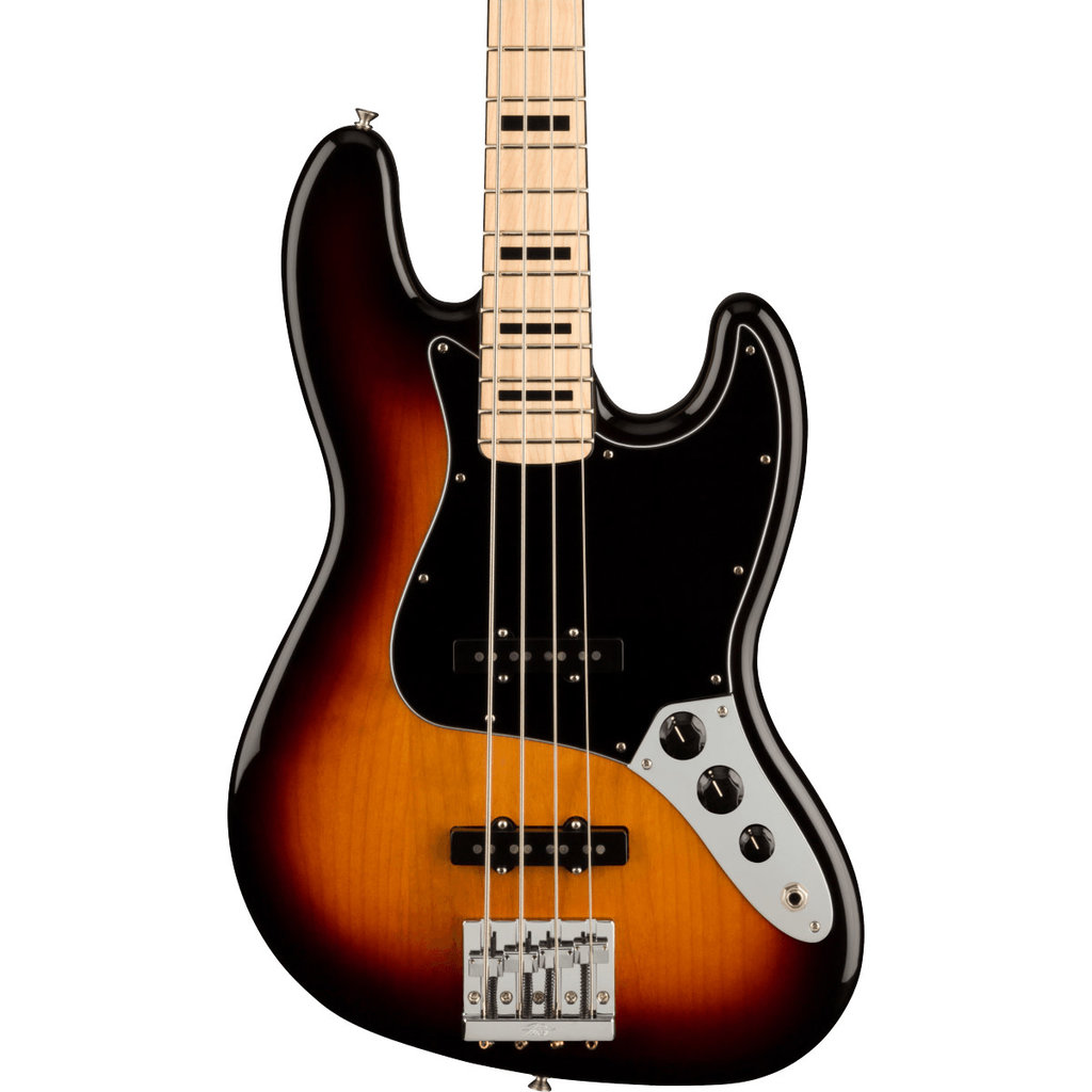 Fender Fender Geddy Lee Jazz Bass MN - 3-Tone Sunburst