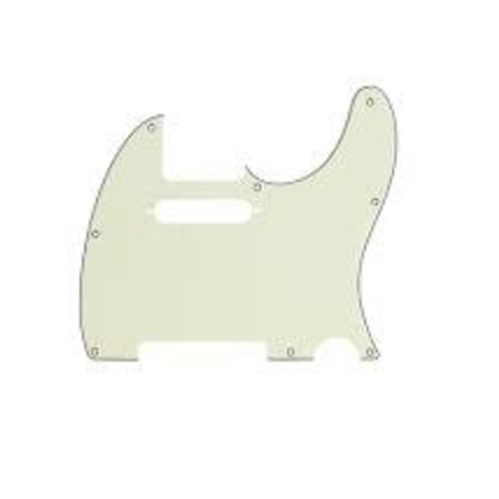 Fender Fender Mint Green Tele Pickguard 8 hole