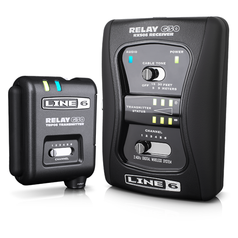 Line 6 Line 6 G30 Relay Guitar Wireless System