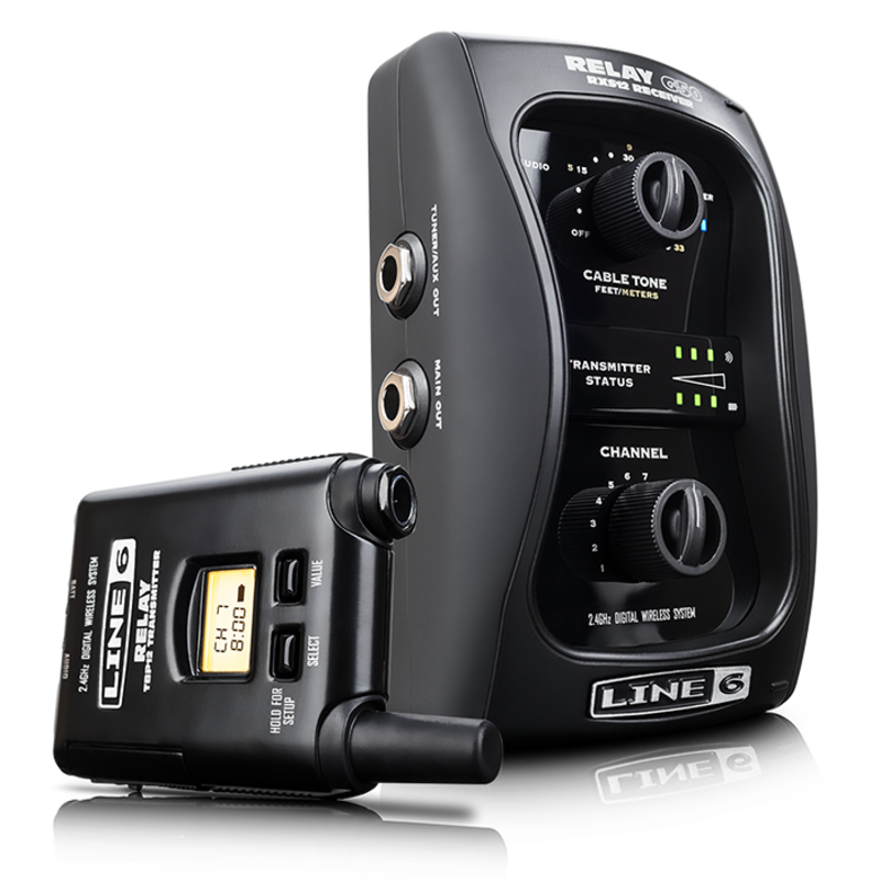 Line 6 Line 6 G50 Relay Guitar Wireless System