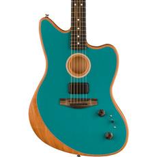 Fender Fender Acoustasonic Jazzmaster - Ocean Turquoise