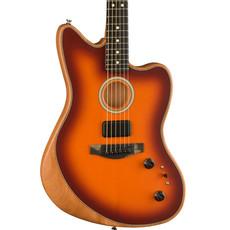 Fender Fender Acoustasonic Jazzmaster - Tobacco Sunburst