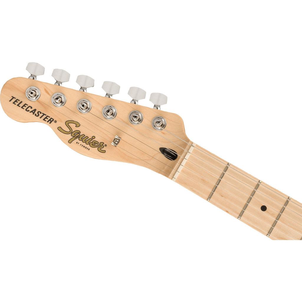 Fender Fender Squier 2021 Affinity Tele MN BPG - Butterscotch Blonde Lefty