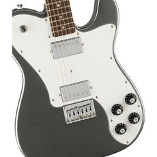 Fender Fender Squier 2021 Affinity Tele Deluxe LRL WPG CFM - Black