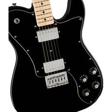 Fender Fender Squier 2021 Affinity Tele Deluxe MN BPG - Black