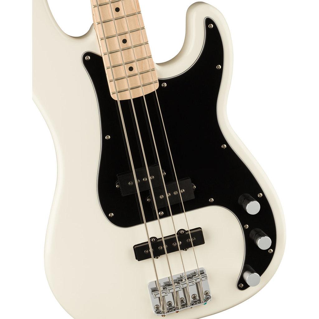 Fender Fender Squier 2021 Affinity P Bass PJ MN BPG - Olympic White
