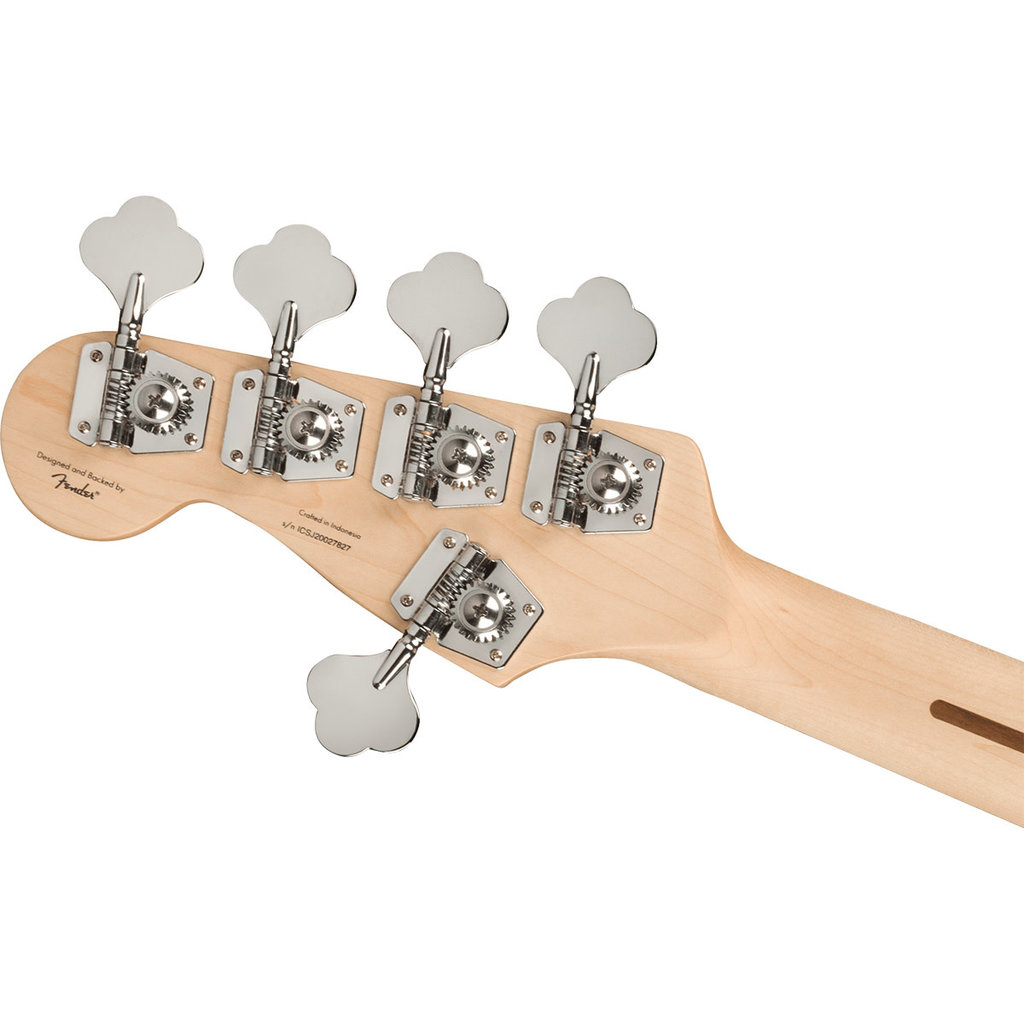 Fender Fender Squier 2021 Affinity J Bass V LRL BPG - 3-Tone Sunburst