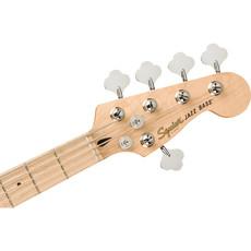 Fender Fender Squier 2021 Affinity J Bass V WPG - Olympic White Maple Neck